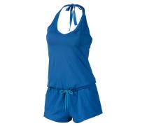 Bowlover Jumpsuit Damen, blau