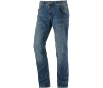Harold TZ Straight Fit Jeans Herren, blau