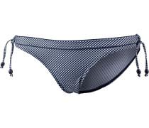Bikini Hose Damen, blau