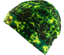 Microfiber 1 Layer Hat Beanie, Carson Yellow Fluor