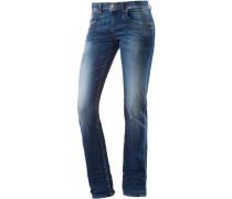Valerie Bootcut Jeans Damen, ceciane wash