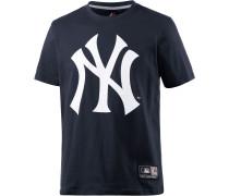 NY Yankees T-Shirt Herren, blau