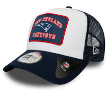 Trucker New England Patriots Cap
