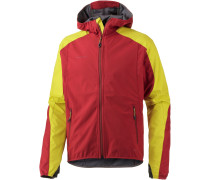 Ultimate Light Outdoorjacke Herren, rot