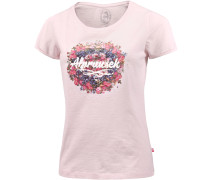 Bluemealp T-Shirt Damen, rosa