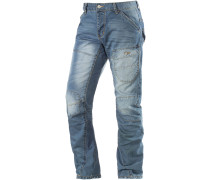 New Vierra Anti Fit Jeans Herren, blau