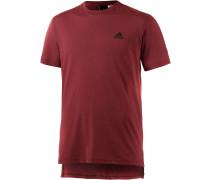 ID 3S T-Shirt Herren, rot