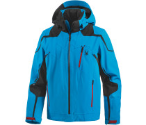 Bromont Skijacke Herren, blau