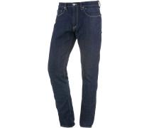 DISTORS Slim Fit Jeans Herren, blau