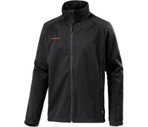 Clion Advanced SO Softshelljacke Herren, schwarz