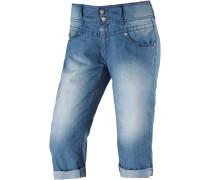 New BrittTZ 3/4-Jeans Damen, blau