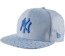 Micro Palm fitted NY Yankees Cap, blau