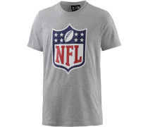 T-Shirt Herren, HEATHER GREY