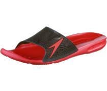 Schuh Atami II Max Pantoletten, rot