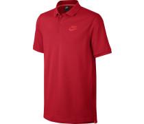 NSW Matchup Poloshirt Herren, rot