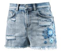 Jeansshorts Damen, serissa wash