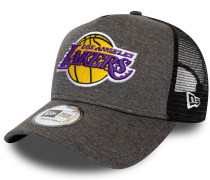 A-Frame Trucker Los Angeles Lakers Cap