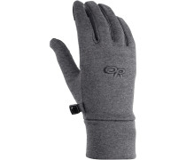 PL 100 Sensor Fingerhandschuhe, charcoal heather