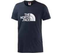 Easy T-Shirt Herren, urban navy-tnf white