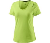 Workout T-Shirt Damen, grün