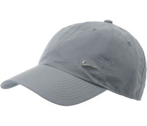 Metal Swoosh Cap, grau