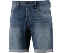 RICK Jeansshorts Herren, blau