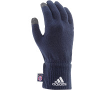 FC Bayern Fingerhandschuhe, blau