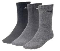 Socken Pack, grau