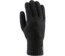 Tom Fingerhandschuhe Herren, schwarz