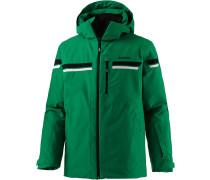 Val d'Isere Skijacke Herren, grün