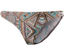 African Tribe Bikini Hose Damen, mehrfarbig