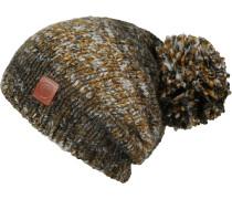 Dryn Hat Bommelmütze, grün
