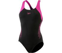 Boom Splice Muscleback Schwimmanzug Damen, mehrfarbig