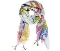 Malabo Schal Damen, mehrfarbig