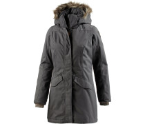 Taline Parka Damen, lead grey