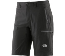 Exploration Funktionsshorts Herren, tnf black