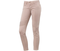 Aura Skinny Fit Jeans Damen, Rosa
