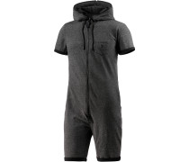 Boombox Jumpsuit, grau