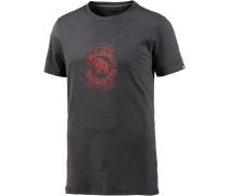 Garantie T-Shirt Herren, grau