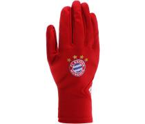 FC Bayern Fingerhandschuhe, rot