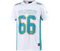 Miami Dolphins Fanshirt Herren, mehrfarbig