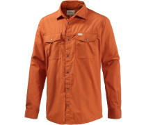 Bjur Funktionshemd Herren, orange