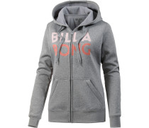 Granite Fleecejacke Damen, grau