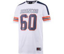 Denver Broncos Fanshirt Herren, weiß