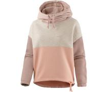 Sweatshirt Damen, DUSTY MAUVE/PEACH