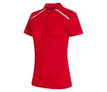 Atacazo Light Zip T-Shirt Women T-Shirt
