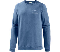 Sibot Sweatshirt Herren, blau