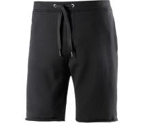 Shorts Herren, schwarz