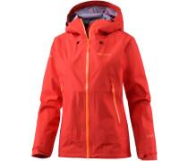 Exum Ridge Outdoorjacke Damen, orange