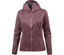 Ultimate V Softshelljacke Damen, rose melange